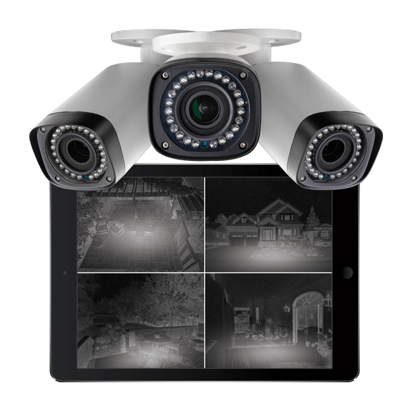 Amazing night vision security cameras