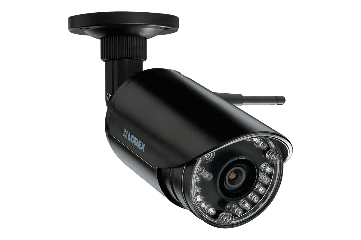 HD 720p wireless security cameras (2-pack)