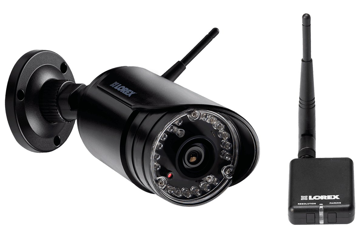 HD 720p Wireless Security Cameras (4-pack) | Lorex