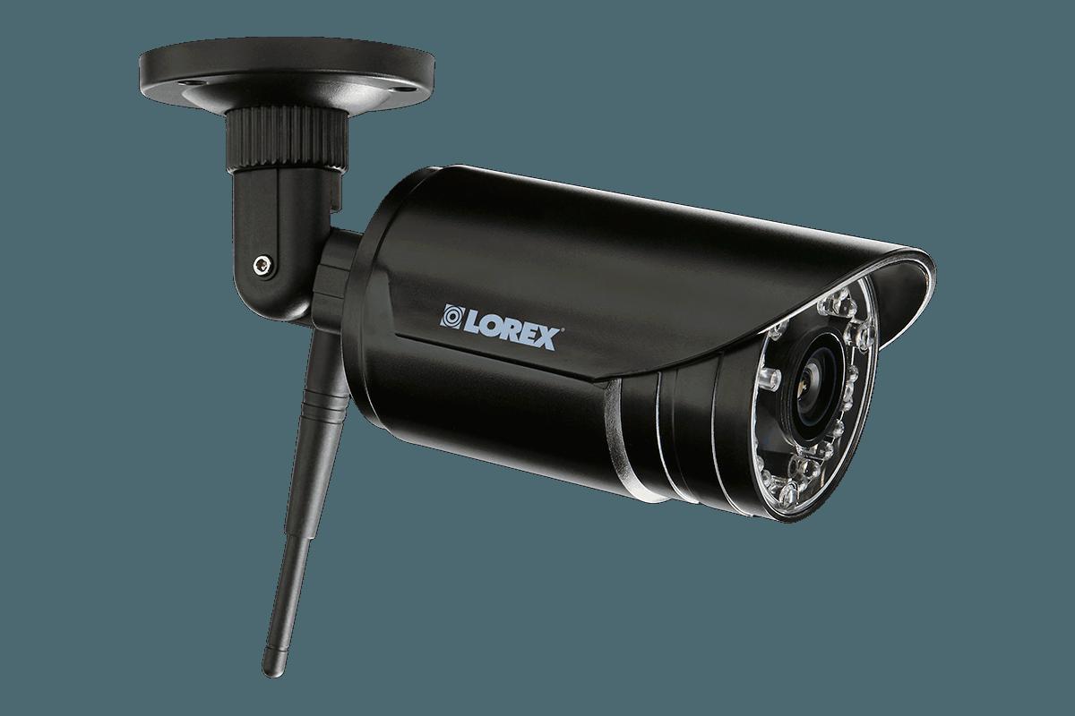 HD 720p Wireless Security Cameras (4-pack)   Lorex