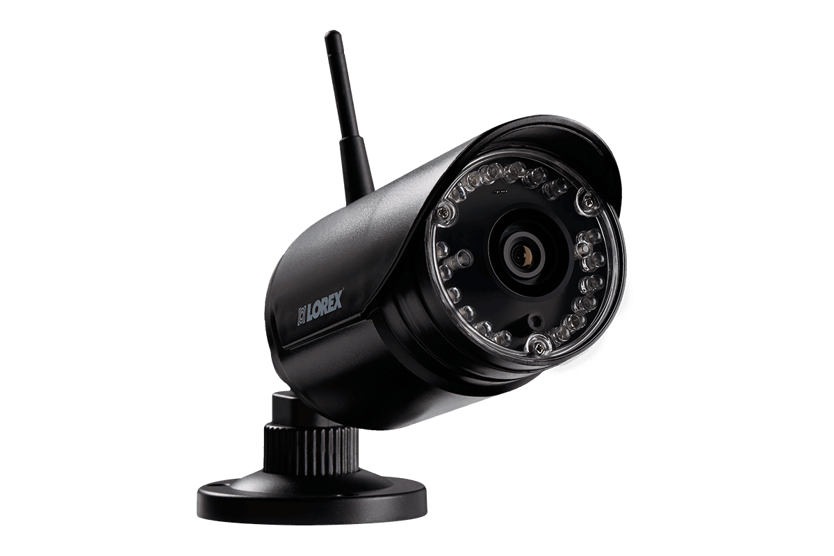 HD 720p wireless security camera