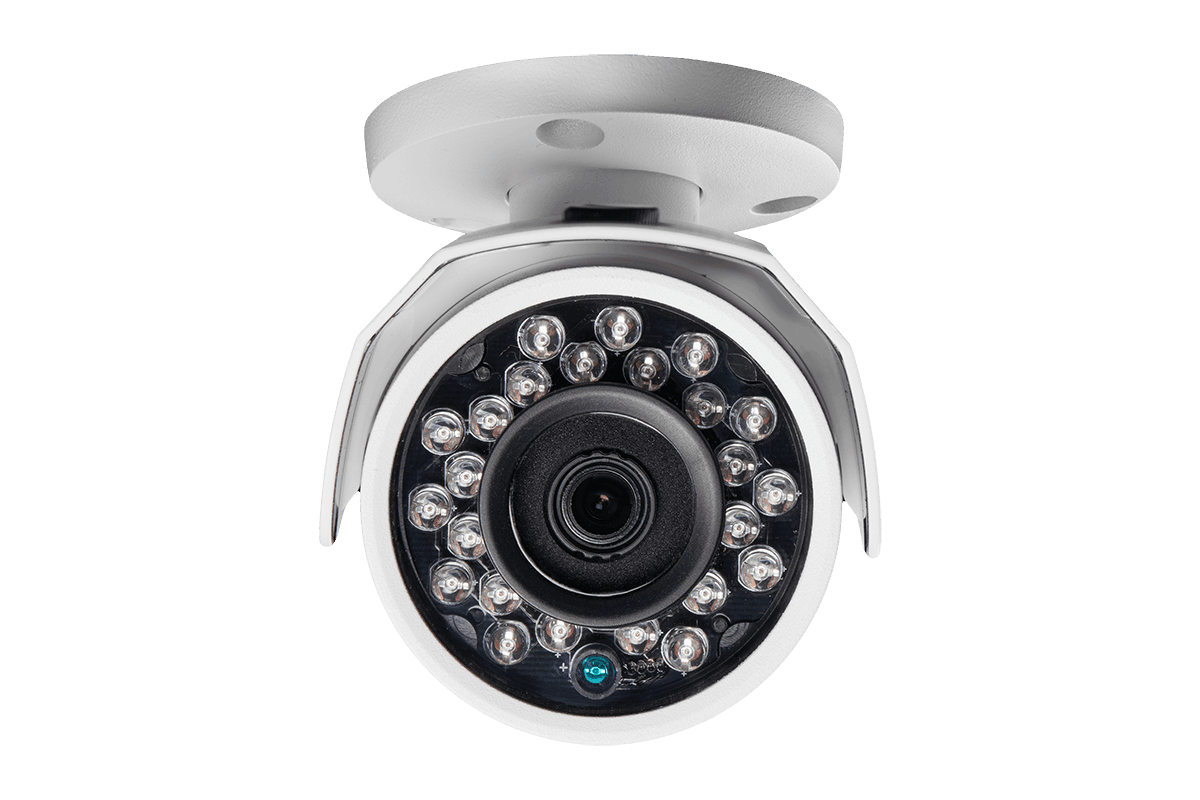 1080p HD home and business security monitoring