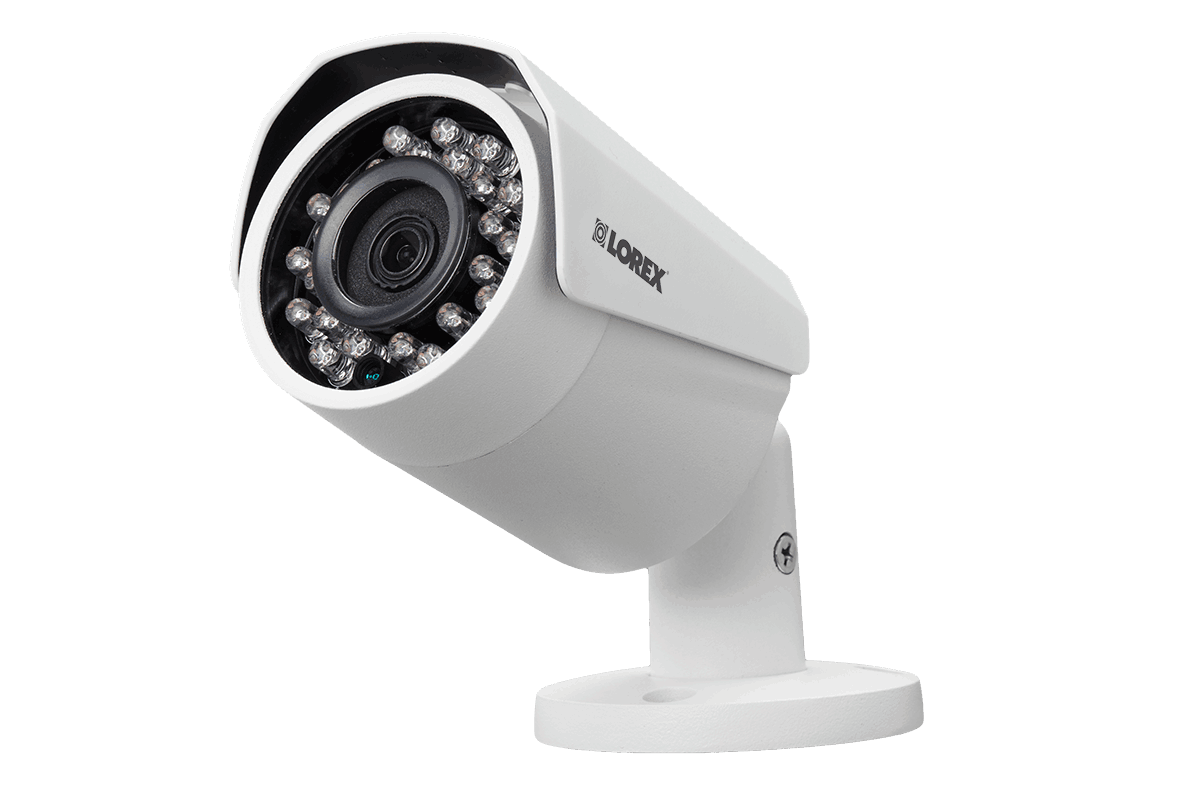 1080p HD Security Camera System with 4 1080p Metal Outdoor Cameras ...