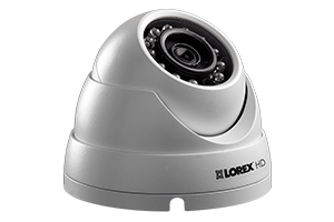 Powerful HD security surveillance system with 4 cameras
