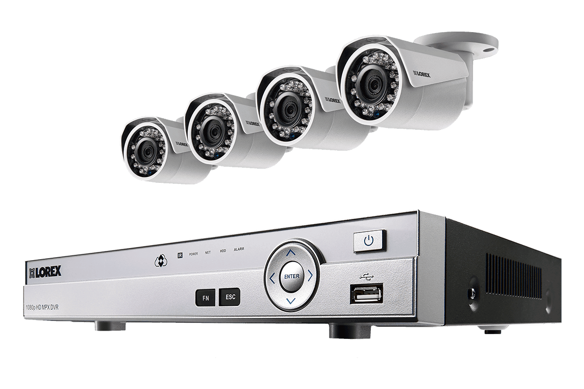 MPX44W home security system