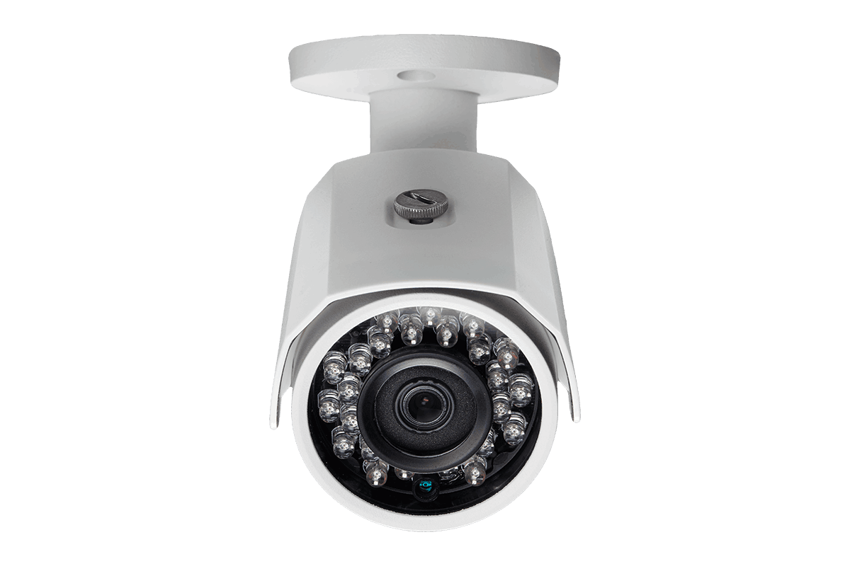 Home security monitoring in 1080p HD resolution