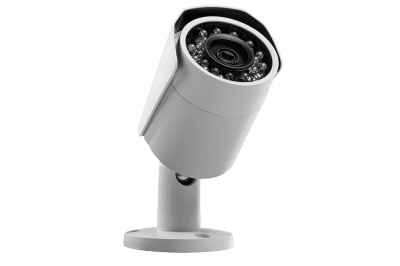 1080p HD Home Security System with 4 Cameras and DVR