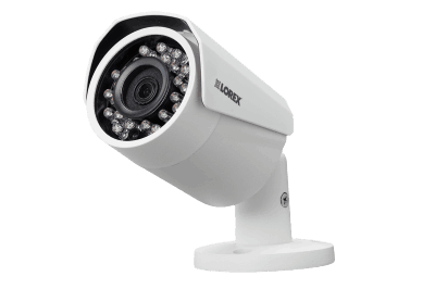 HD 1080p home camera system with monitor