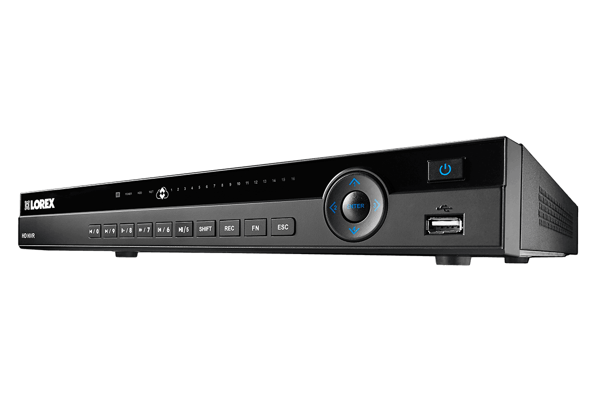 2K security system NVR - 8 channel