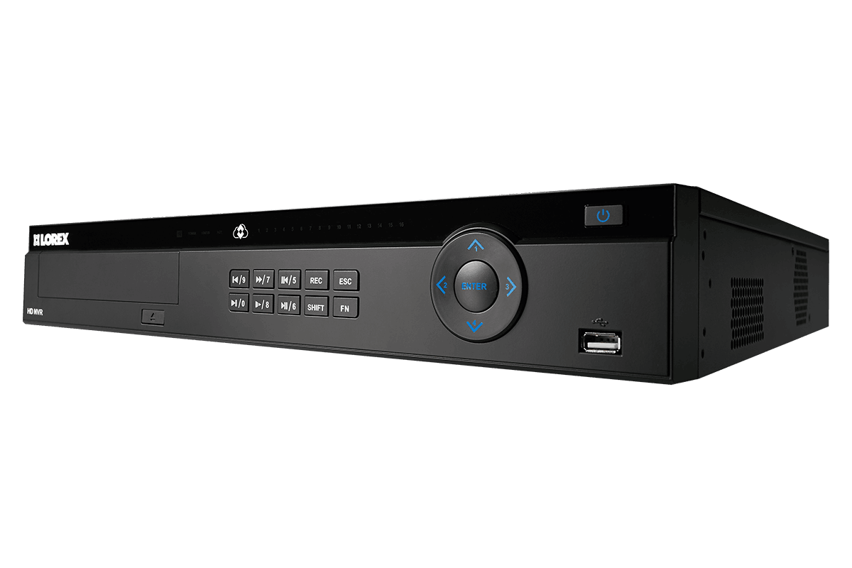2K extreme HD security system NVR - 16 channel