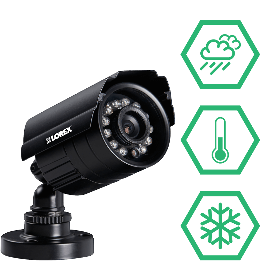 Weatherproof security cameras for year-round security coverage for your home