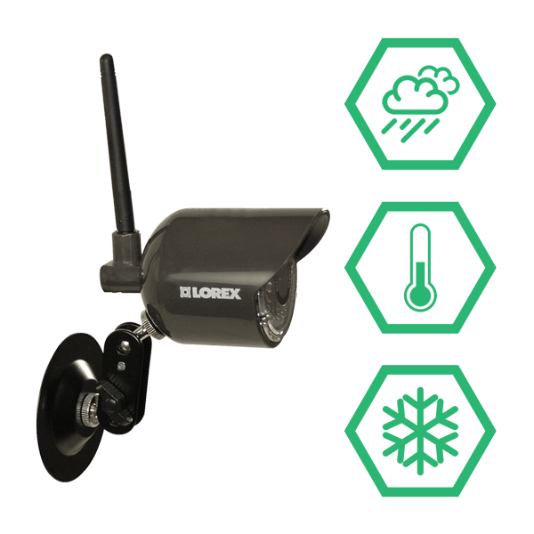 Weatherproof wireless security cameras for all-year security coverage for your home