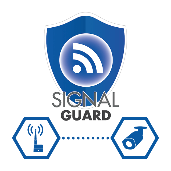 Wireless security video transmission with Lorex SignalGuard Technology