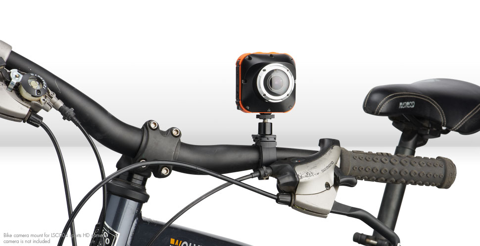 Bike mount for LSC004 (Active HD) sports camera