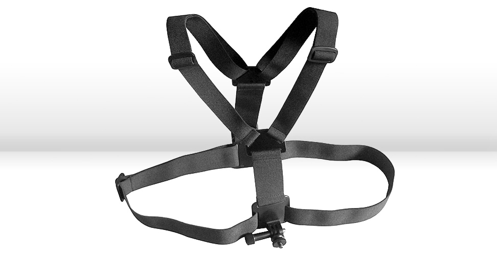Chest mounting strap for LSC004 (Active HD) sports camera