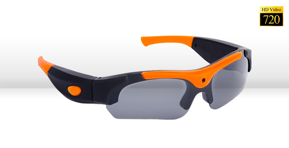 HD video sunglasses