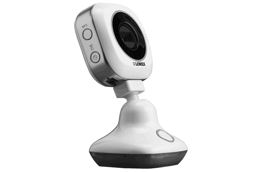 HD WiFi security camera with remote viewing
