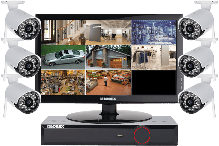 Wireless camera system - $799.99