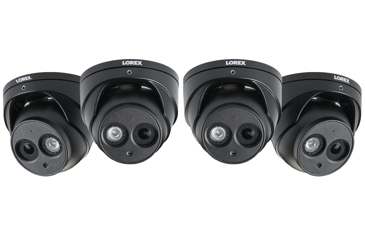 LNB8921BW 4K nocturnal security camera
