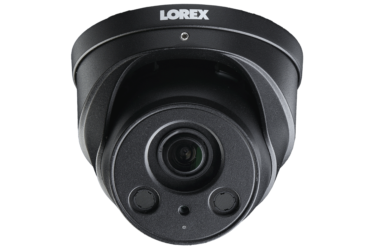 4K Nocturnal dome security cameras