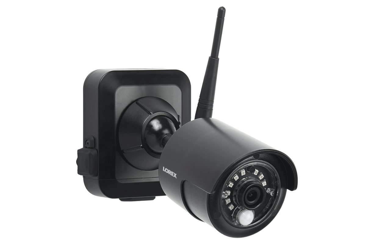 LWB3901AC1B Wire-Free Camera with Power Pack