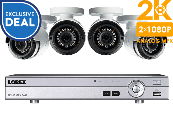 security equipment hd security camera system