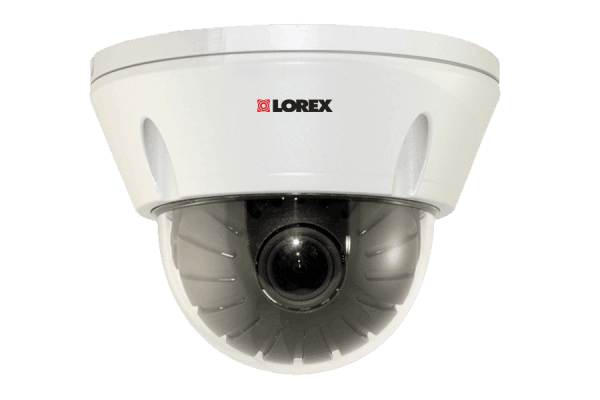Indoor color security camera