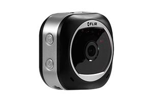 HD home security camera with wireless wifi monitoring FLIR FX