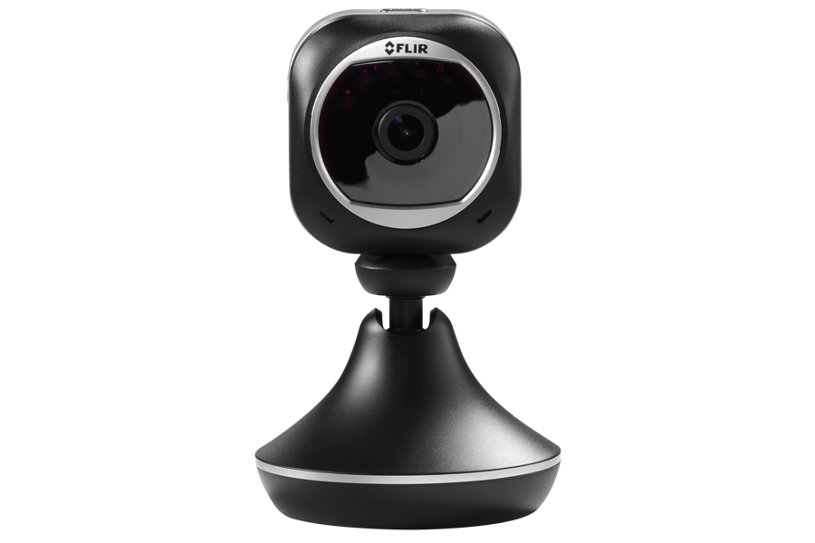 1080p HD WiFi Home Security Camera with Two Way Audio and Night ...