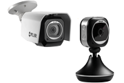 Weatherproof HD Security Camera & Wi-Fi Home Monitoring Camera