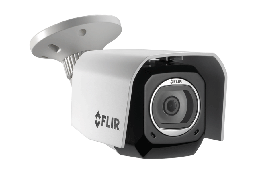 FLIR FX Outdoor Wifi Security Camera | Lorex
