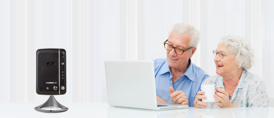 Live Elderly monitor solution