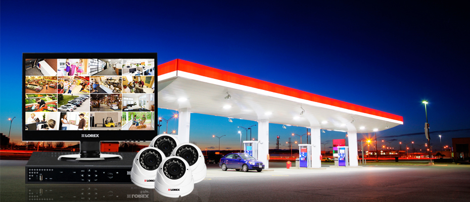 security cameras for business - security camera solutions