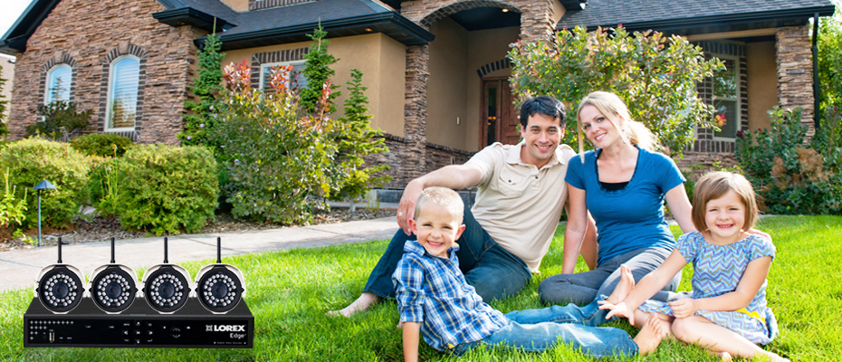 Vantage home security solutions