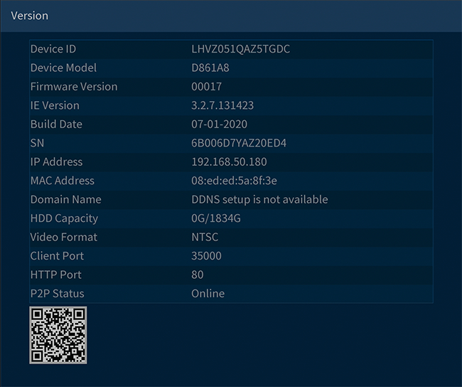 Device ID