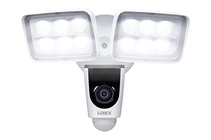 V261LCD Wi-Fi Floodlight Camera