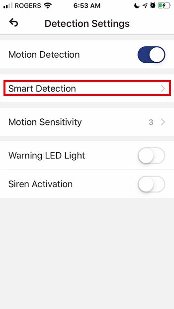 Tap Smart Detection