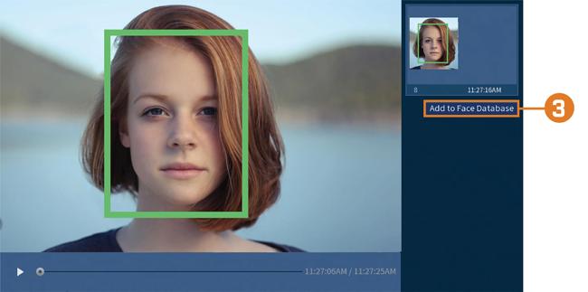 AI mode face
