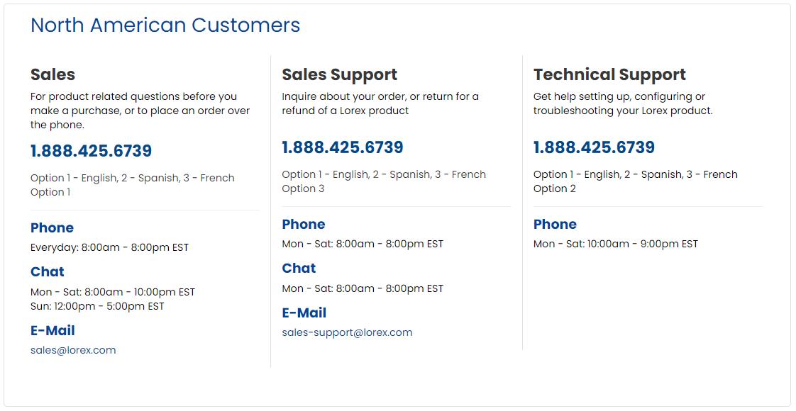 Call Tech Support
